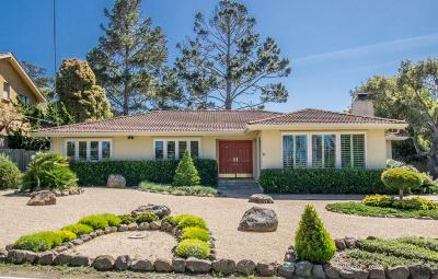 Pebble Beach Single Family Home For Sale: 3029 Bird Rock Rd