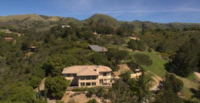 Carmel Valley Single Family Home For Sale: 175 Chaparral Rd