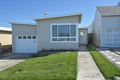 DALY CITY CA Single Family Home Sold: $719,000