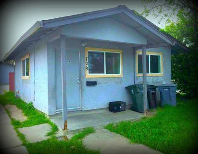 SALINAS Multi Family Home Contingent: 728 Jefferson St