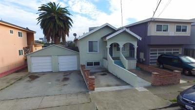 SOUTH SAN FRANCISCO Multi Family Home For Sale: 120 Gardiner Ave