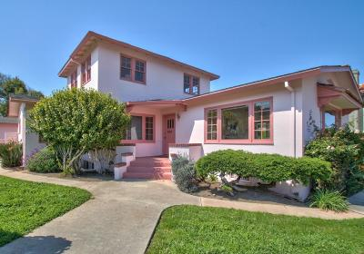 Pacific Grove Single Family Home Contingent: 200 1st St