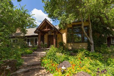 Woodside Single Family Home For Sale: 170 Josselyn Ln