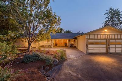 Los Altos Hills Single Family Home For Sale: 12500 Minorca