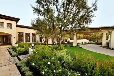 Los Altos Hills Single Family Home For Sale