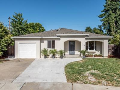 Palo Alto Single Family Home For Sale: 2319 Sierra Ct