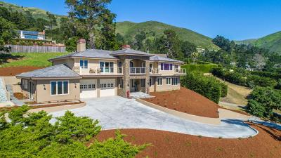 Carmel Highlands Single Family Home For Sale: 153 San Remo Rd