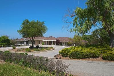 HOLLISTER Single Family Home Contingent: 165 Hilltop Dr