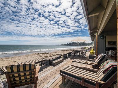 Santa Cruz County Single Family Home For Sale: 24 Potbelly Beach Rd