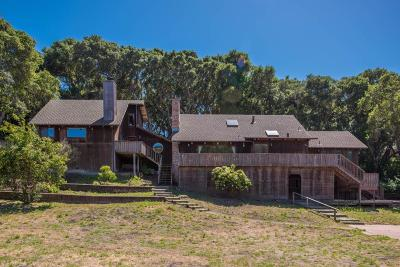 Carmel Valley Single Family Home For Sale: 6540 Carmel Valley Rd