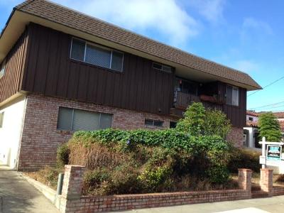 SAN CARLOS Multi Family Home For Sale: 770 Chestnut St