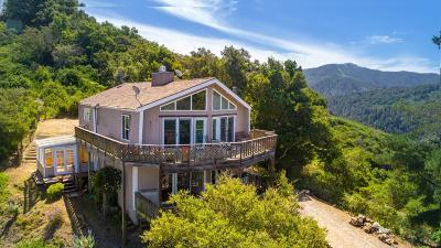 Carmel Single Family Home For Sale: 37771 Palo Colorado Rd