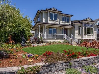 El Granada Single Family Home For Sale: 639 Santiago Ave