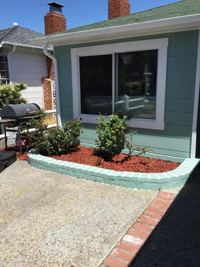 SAN BRUNO Single Family Home For Sale: 1052 Montgomery Ave