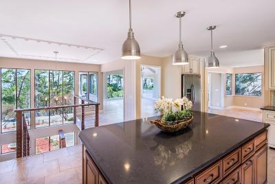Pebble Beach Single Family Home For Sale: 3057 Forest Way