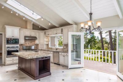 Pebble Beach Single Family Home For Sale: 1260 Cantera Ct