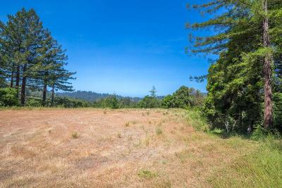 Santa Cruz County Residential Lots & Land For Sale: 0 Mountain View