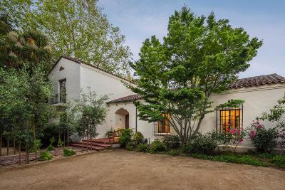 Palo Alto Single Family Home For Sale: 420 Maple St