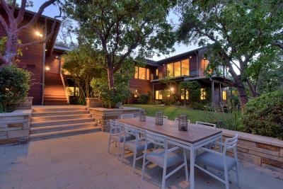 PALO ALTO Single Family Home For Sale: 931 Laurel Glen Dr