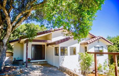 SAN JUAN BAUTISTA Single Family Home For Sale: 435 School Rd