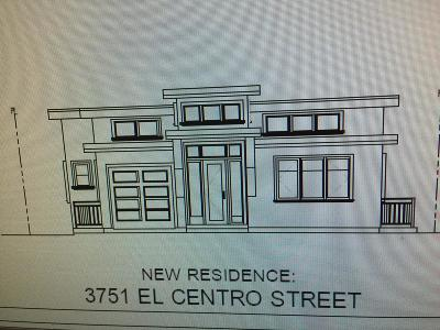 Santa Clara County Residential Lots & Land For Sale: 3751 El Centro St