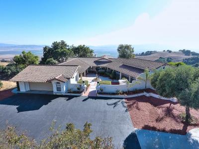 GILROY Single Family Home Contingent: 5161 Canada Rd