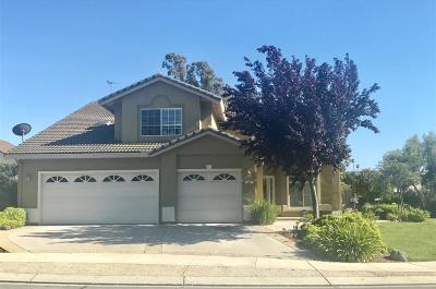 HOLLISTER Single Family Home For Sale: 960 Quail Hollow Dr
