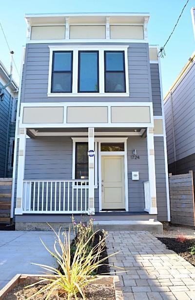 OAKLAND Single Family Home For Sale: 1724 8th St