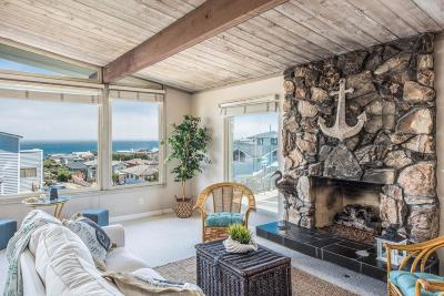 Monterey Single Family Home For Sale: 140 Beach Way
