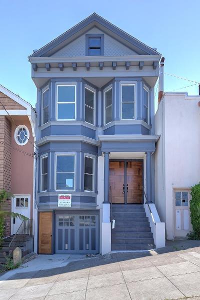 SAN FRANCISCO Condo For Sale: 4057 Cesar Chavez