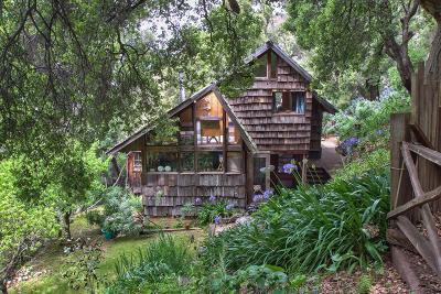 Carmel Single Family Home For Sale: 37763 Palo Colorado Rd