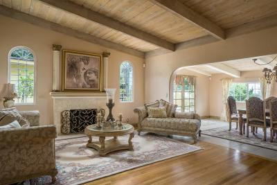 Monterey Single Family Home For Sale: 470 Toyon Dr