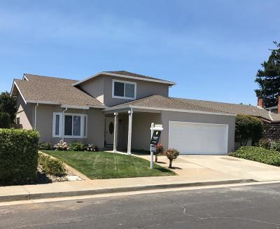 Morgan Hill Single Family Home For Sale: 14955 Sword Dancer Ct