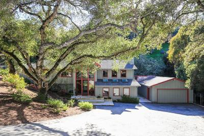 Los Altos Hills Single Family Home For Sale: 12121 Page Mill Rd