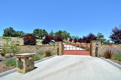 Carmel Valley Single Family Home For Sale: 35 Asoleado Dr