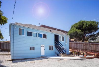 South San Francisco Single Family Home For Sale: Chapman Ave