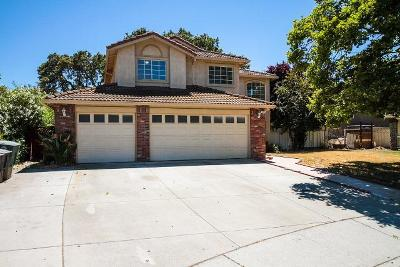 Santa Clara County Single Family Home For Sale: 15255 La Jolla Dr