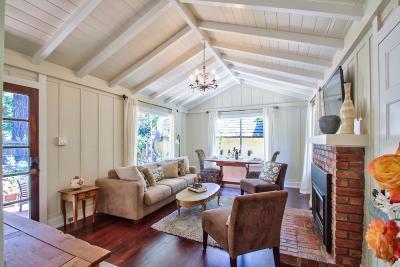 Carmel Single Family Home For Sale: 0 Monte Verde 3 SW Of 10th