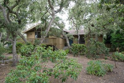 Pebble Beach Single Family Home For Sale: 2854 Congress Rd