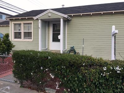 South San Francisco Single Family Home For Sale: 8 Magnolia Ave