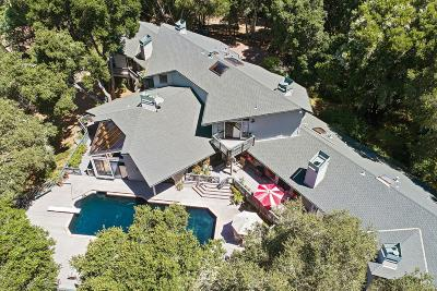 La Honda Single Family Home For Sale: 7691 Alpine Rd