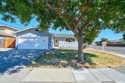 MILPITAS Single Family Home For Sale: 1314 Glacier Dr
