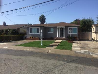 MILLBRAE Single Family Home For Sale: 408 Cypress Ave