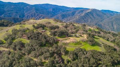 Carmel Valley Single Family Home For Sale: 1 Buck Mountain Rd