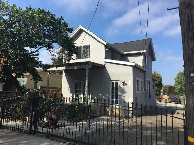 Single Family Home For Sale: 649 Illinois Ave
