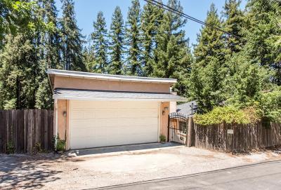 LOS GATOS Single Family Home For Sale: 17751 Cherokee Trl