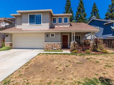 SAN JOSE Single Family Home For Sale: 187 Cheryl Beck Dr
