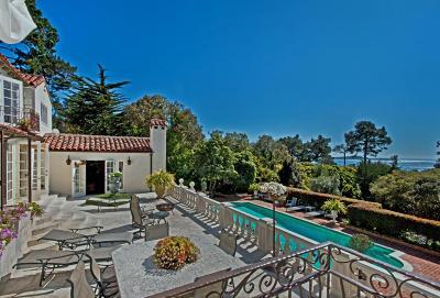 Pebble Beach Single Family Home For Sale: 1531 Riata Rd