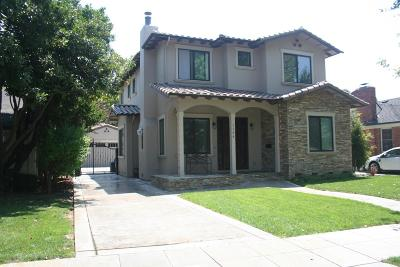 SAN JOSE Single Family Home For Sale: 1134 Clark Way