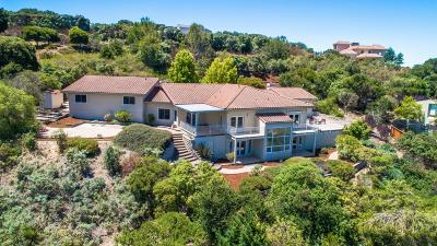 MONTEREY CA Single Family Home For Sale: $1,948,000